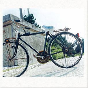 スーパーカーのような自転車