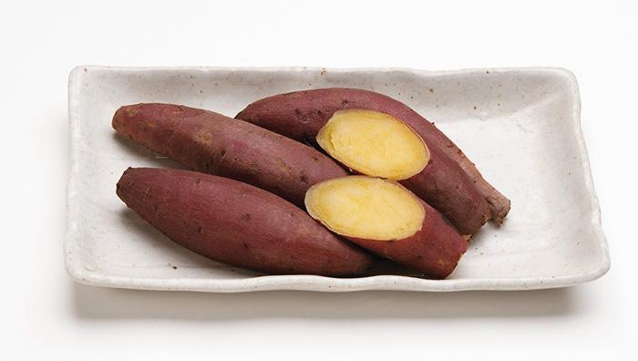電子圧力鍋としての機能も。サツマイモのような根菜類もあっという間にやわらかく。
