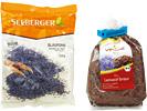ライ麦パン作りに活用、新婚旅行先のドイツで購入したナッツ、シード類。