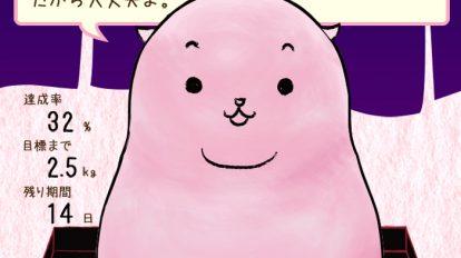 2014年はゆるキャラダイエット?「すあまちゃんダイエットナビ」iPhoneアプリで配信開始!