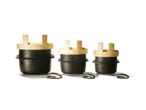 モダンな伝統工芸品  暮らしに取り入れやすい南部鉄器。