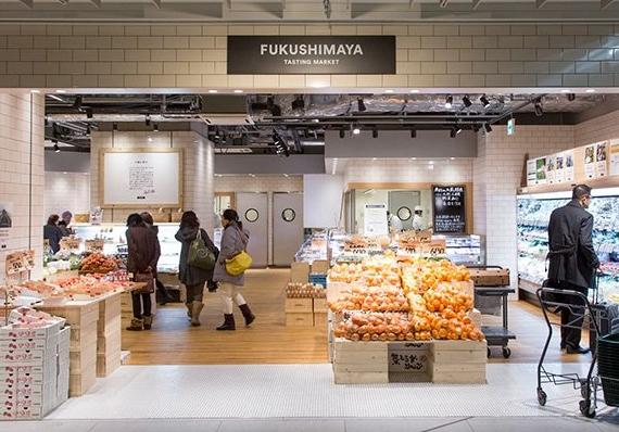 目利きが選んだ食が並ぶ新感覚のコミュニティ・スーパー。