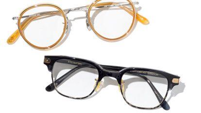 & selection ステンカラーコート、ストール、眼鏡を紹介。