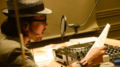 Special Contents  粋な夜の電波で、音楽と出会う。