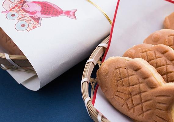 「桃林堂」の和菓子で、 春の訪れを慶ぶ。