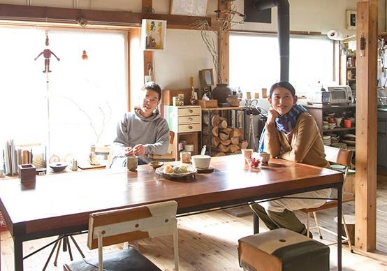 造形作家の住む家 ほとんどの家具が手作り 創作と暮らしが共にある住まい。
