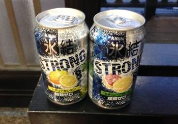 坂上忍さんの取材には撮影用というワケではなく、インタビューがスムーズに進むよう、坂上さんが愛飲している缶チューハイを用意しました。酔わせてしゃべらせよう作戦…。