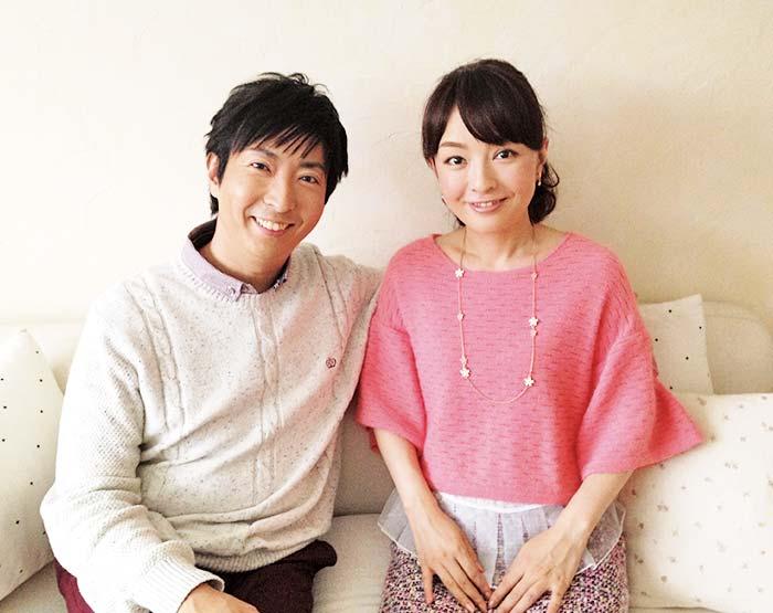 夫(映画コメンテーター・有村昆さん)との楽しい生活ぶりはバラエティ番組でおなじみ。「2人で笑って年を重ねていきたい」