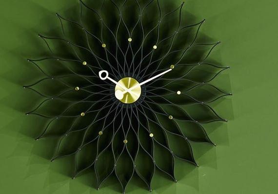 壁面を飾るデザインクロック。wall clock −1−