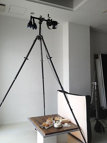 ちなみにカメラの逆サイドにぶら下がってるのは重りです。こいつも危険!