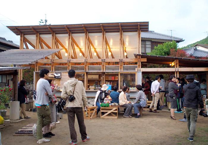 【小豆島日記】老若男女が集う新しい公共空間、Umaki camp