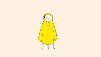nanuk & Premium 雨のこと。