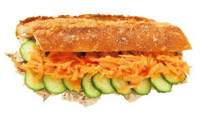 Special Contents サンドイッチは、酒のつまみ。