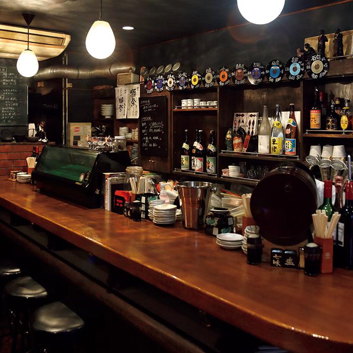 Sushi Bar バッテラロック ●新町