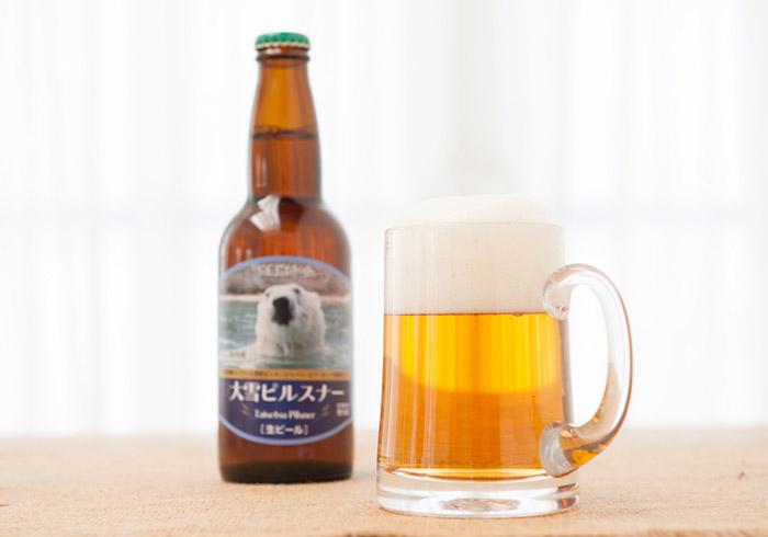 【コロカル通販】大雪地ビール6本セット 旭山動物園のラベルも魅力!