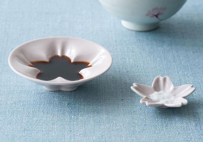 【コロカル通販】hiracle(ひらくる)「さくら小皿・豆皿セット」