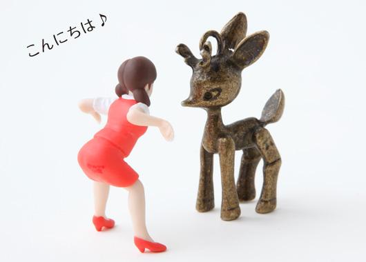 バンビチャーム ¥1,000 (ブルックリンチャーム 原宿キャットストリートショップ)