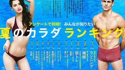 Tarzan Editors No. 653 最新号より