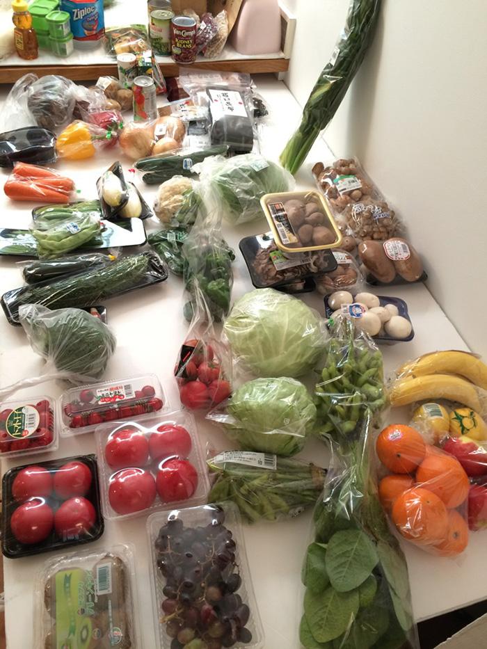 野菜祭り!?