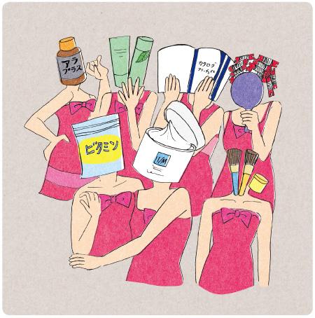選べるコスメやサロンの無料券など、女子なら誰もがうれしい優待がズラリ。ちなみに、ノエビアは1000株だとカタログから2万円分の商品を年2回選べる。