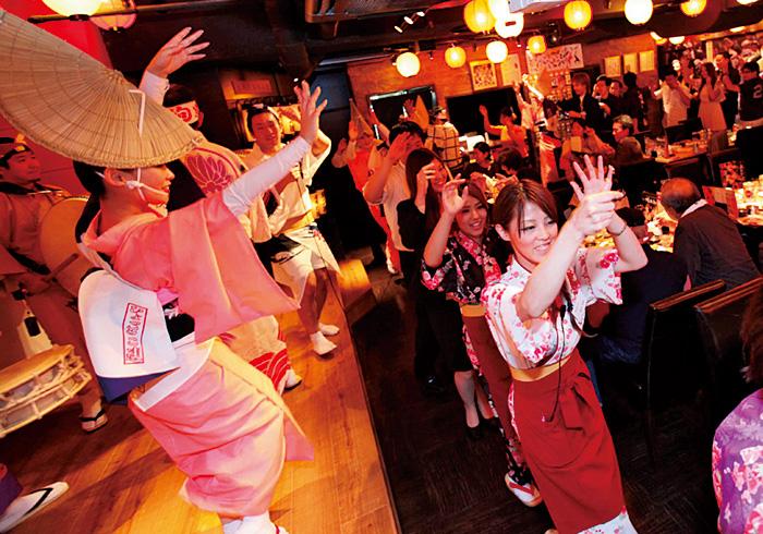 新宿「阿波踊り」