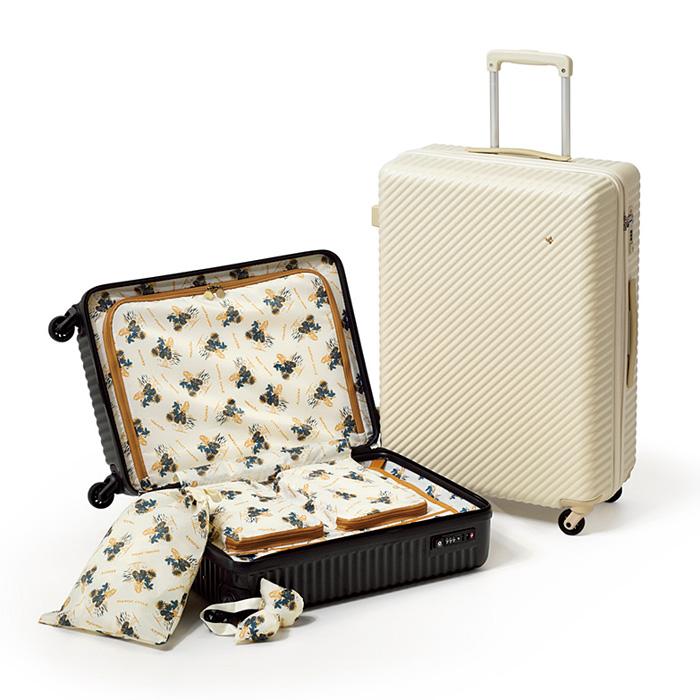 HaNT×木梨サイクルコラボスーツケース