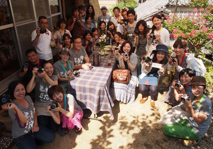 【小豆島日記】小豆島を写真の島に! 初の撮影ツアー開催