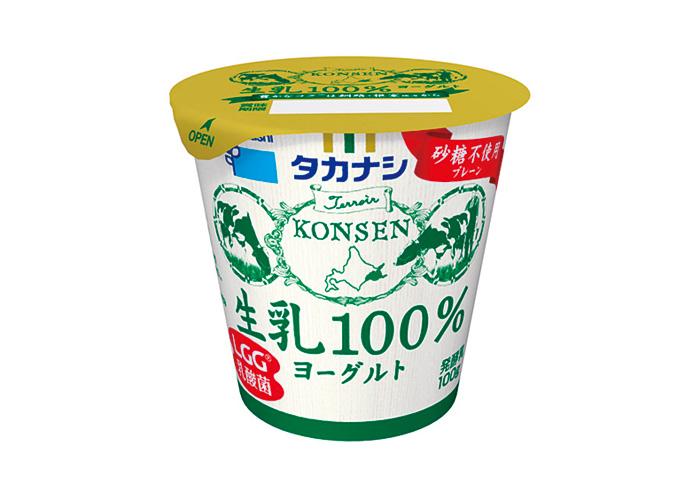 タカナシ LGG生乳100%ヨーグルト