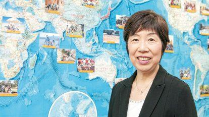 異文化を肌で知る帰国子女たち。日本の学校にグローバルな風を吹き込んでくれる貴重な存在です。
