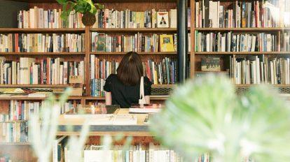 FEATURE my town, my bookstore 小さくてもこだわりのある本屋さん