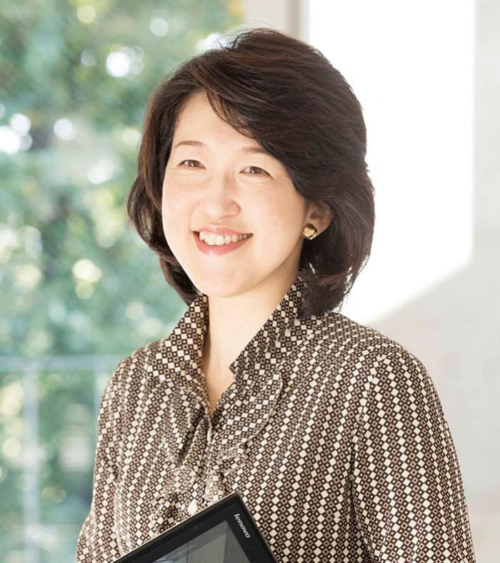 石渡尚子さん
