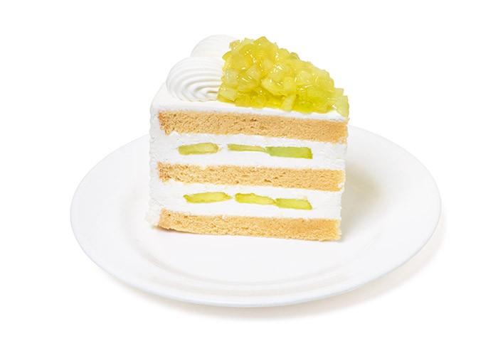 パティスリーSATSUKIのスーパーメロンショートケーキ