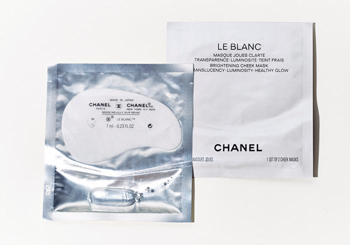 セル ブラン チーク マスク 7㎖╳6枚入り