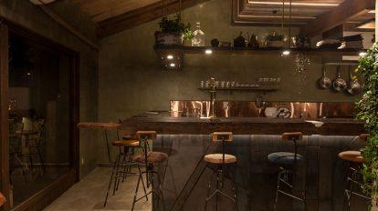 【リノベのススメ】まちにできた小さなイタリアンレストラン。