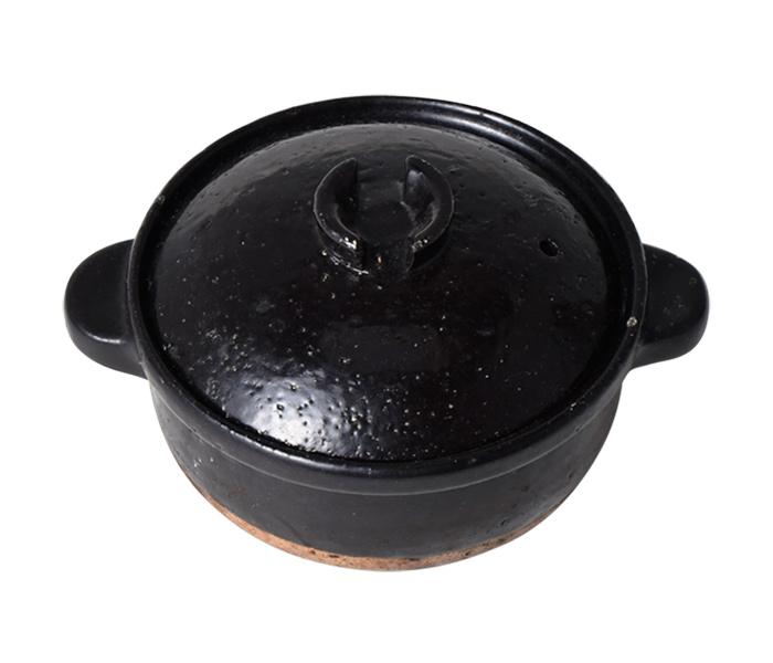 〈長谷製陶〉伊賀焼の《かまどさん》