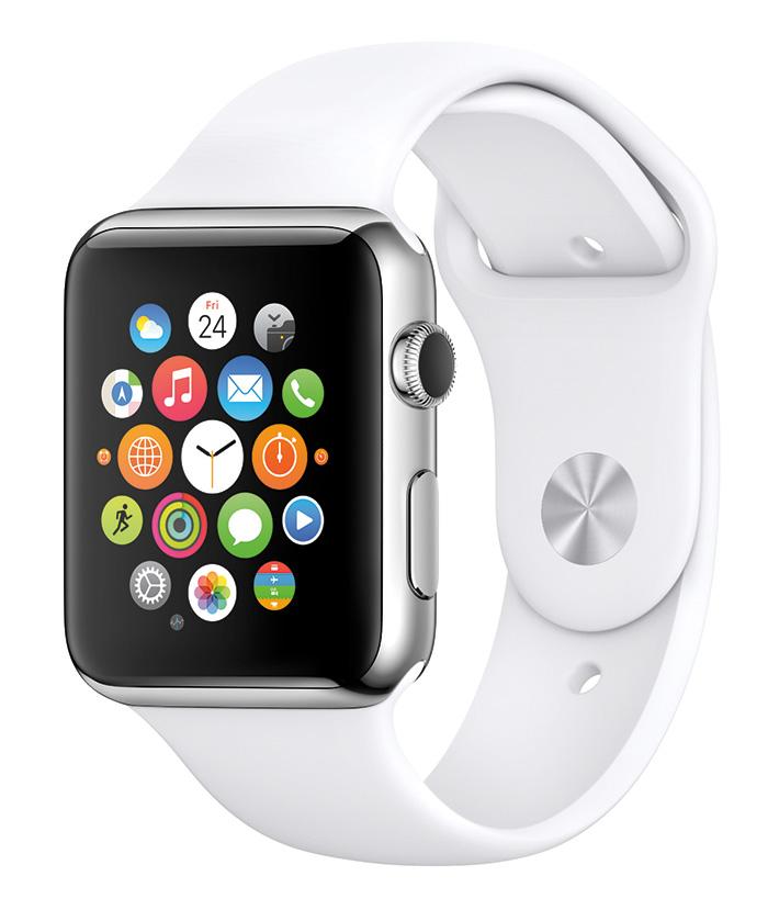 次世代のファッションアイコンになる!? Apple Watchで新しいライフスタイルを。