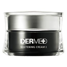 顔全体の美白と透明感に。デルメッド ホワイトニング クリームⅠ 30g 7,000円(医薬部外品)