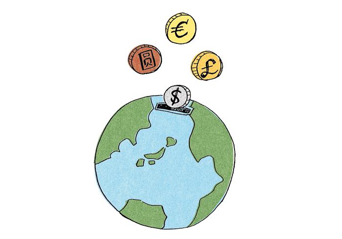 世界各国の通貨に投資できるのも外貨預金の魅力。ソニー銀行では米ドル、ユーロ、英ポンド、豪ドル、ニュージーランドドル、カナダドル、スイスフラン、香港ドル、ブラジルレアル、人民元、南アフリカランド、スウェーデンクローナの12通貨で預金が可能。