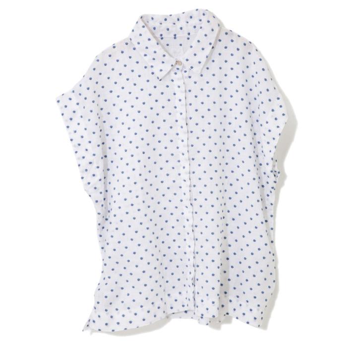シャツ ¥19,000(120%リノ/アダム エ ロペ☎0120・298・133)