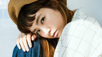 ニッポン美人化計画 Mission 61: ユニセックスな印象のアイシーなメイク。ガーリーなキャラにも、メイクをアップデートするきっかけになるはず。