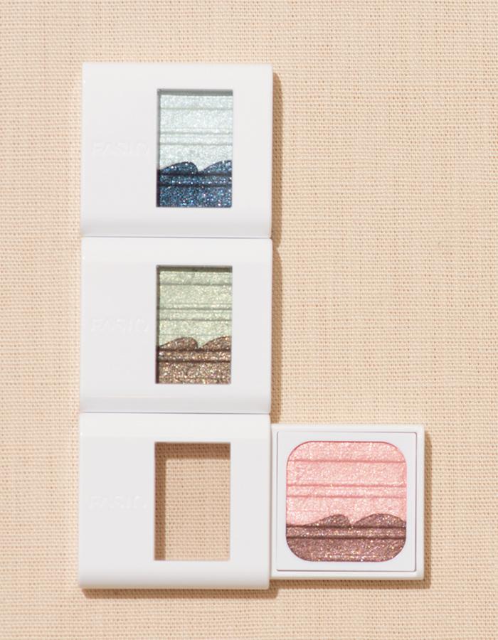 ファシオ パーフェクト ウィンク アイズ(はなやかタイプ) 全6色 1000円 5/16発売。(コーセーコスメニエンス フリーダイヤル0120・763・328)