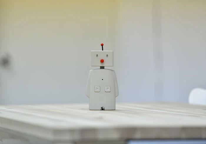 【貝印×コロカル】ロボットを使ったコミュニケーション。ユカイ工学・前編