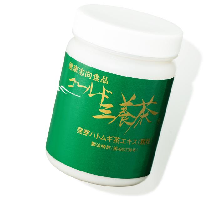 日中医薬研究会推奨品 ゴールド三養茶®グラフィコ 笹塚薬局☎03・3377・5517