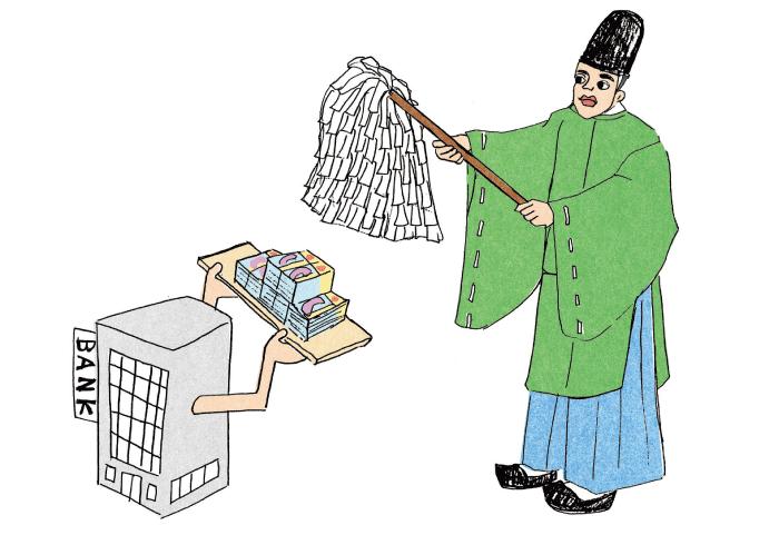 【当選への祈り。その本気。】購入された宝くじは、静岡県の三島市にある三嶋大社で同社あげての当選祈願を本気で遂行。このためか、ジャンボ宝くじ付き定期預金による億万長者は過去11名。当選総額は18億円以上にものぼるという。