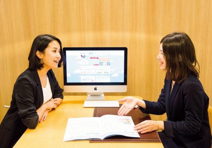 ジャンボ宝くじ付き定期預金の申し込みは、ネットまたは総合口座開設申込書で、まずは口座開設から。