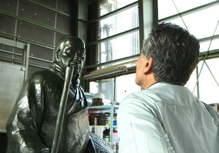 日本の銅器生産を支える高岡銅器がBS朝日「アーツ&クラフツ商会」に登場!