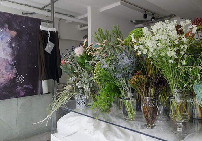 週末限定の花屋 edenworks bedroom