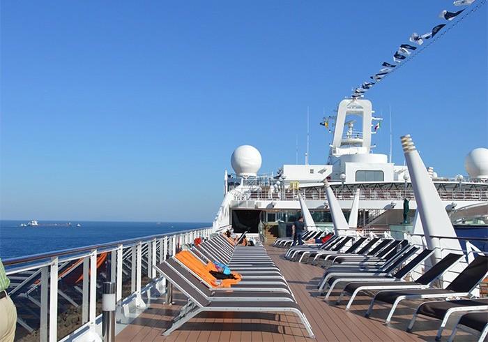 ミラノ万博から足をのばして楽しむ、 100%満足の地中海クルーズ。