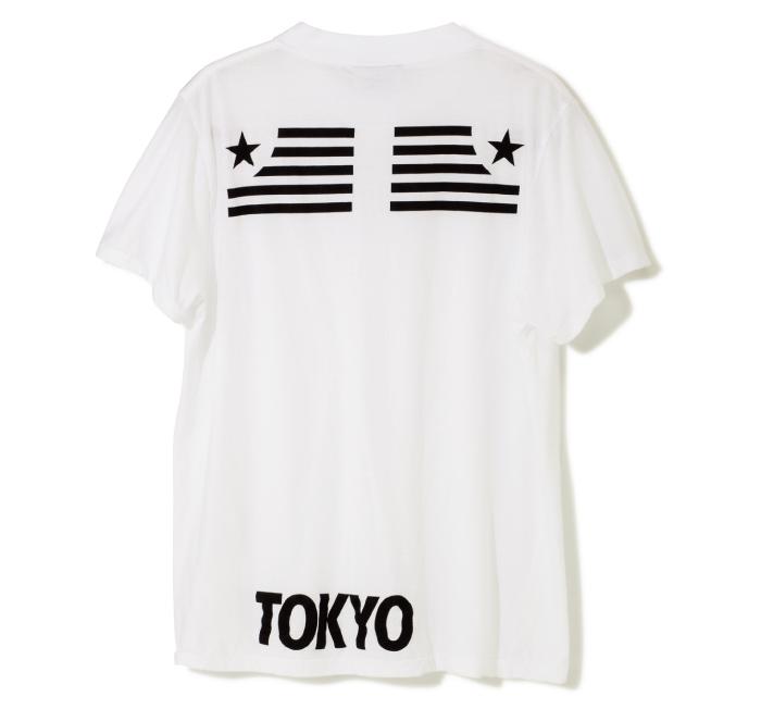 Tシャツ ¥7,800(コンバース トウキョウ/コンバース トウキョウ 青山☎03・6427・4048)