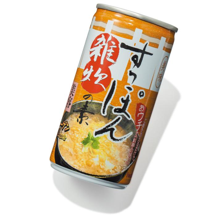 イワタニ すっぽん雑炊の素 ¥5,985 30缶(税込み、送料込み)イワタニ☎0120・817・151